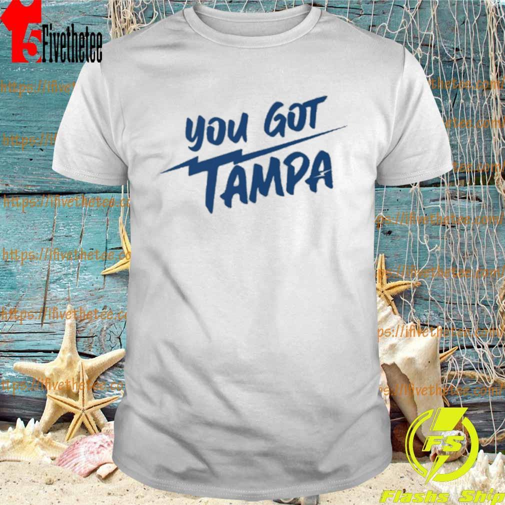 Tampa Bay Lightning Vous avez Tampa Hockey T-shirt, hoodie ...