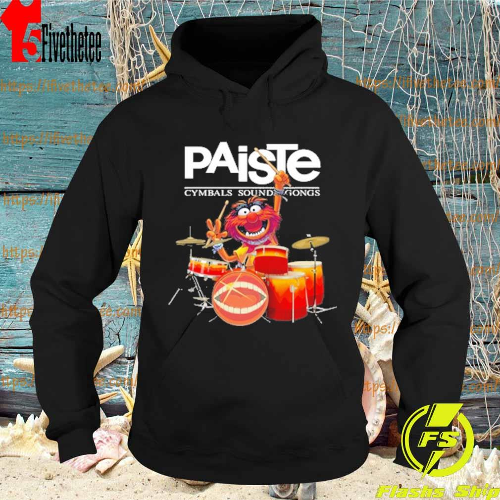 Muppet Drum Paiste Cymbals Sound Gongs Shirt Hoodie