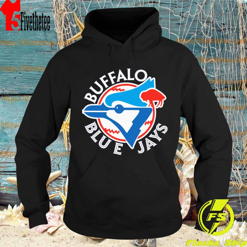 Buffalo Blue Jays logo s Hoodie
