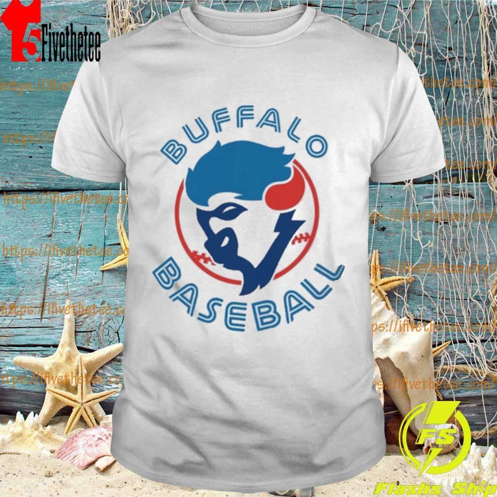 Buffalo baseball logo shirt