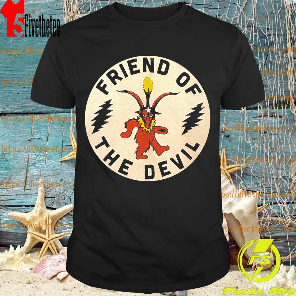 Grateful Dead Friend Of The Devil shirt