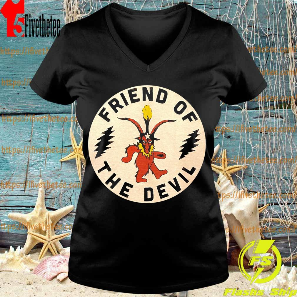 Grateful Dead Friend Of The Devil s V-neck