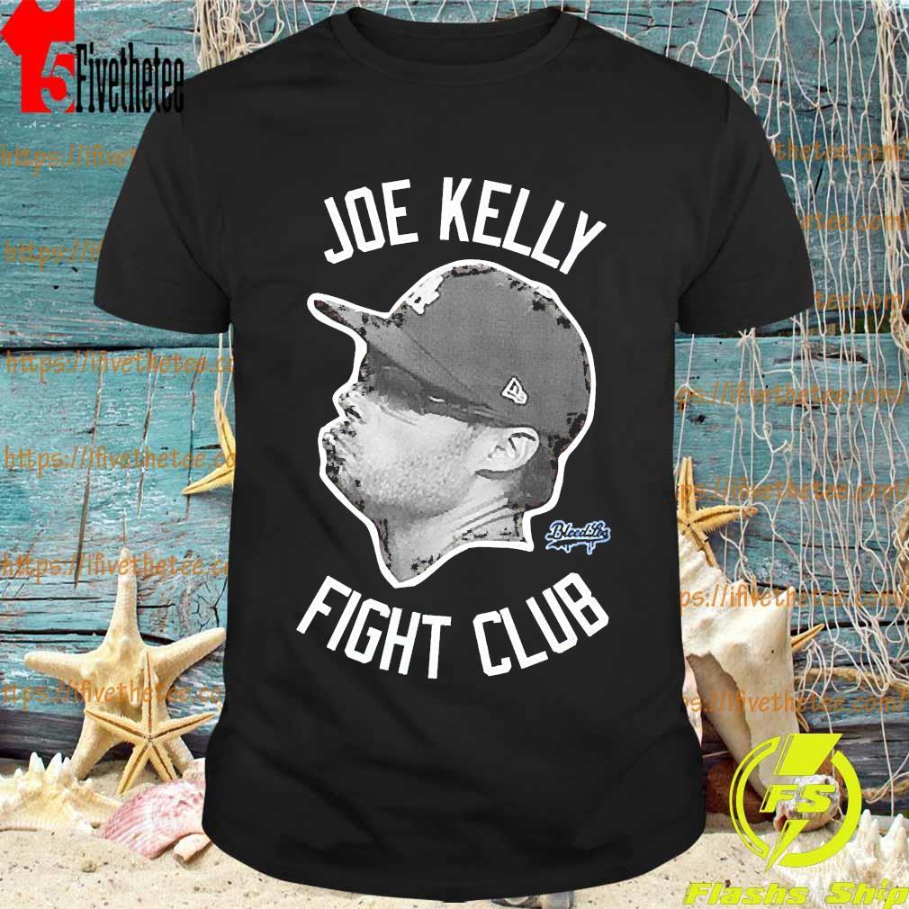 Joe Kelly fight club shirt