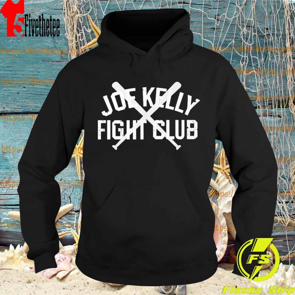 Official Joe Kelly fight club s Hoodie