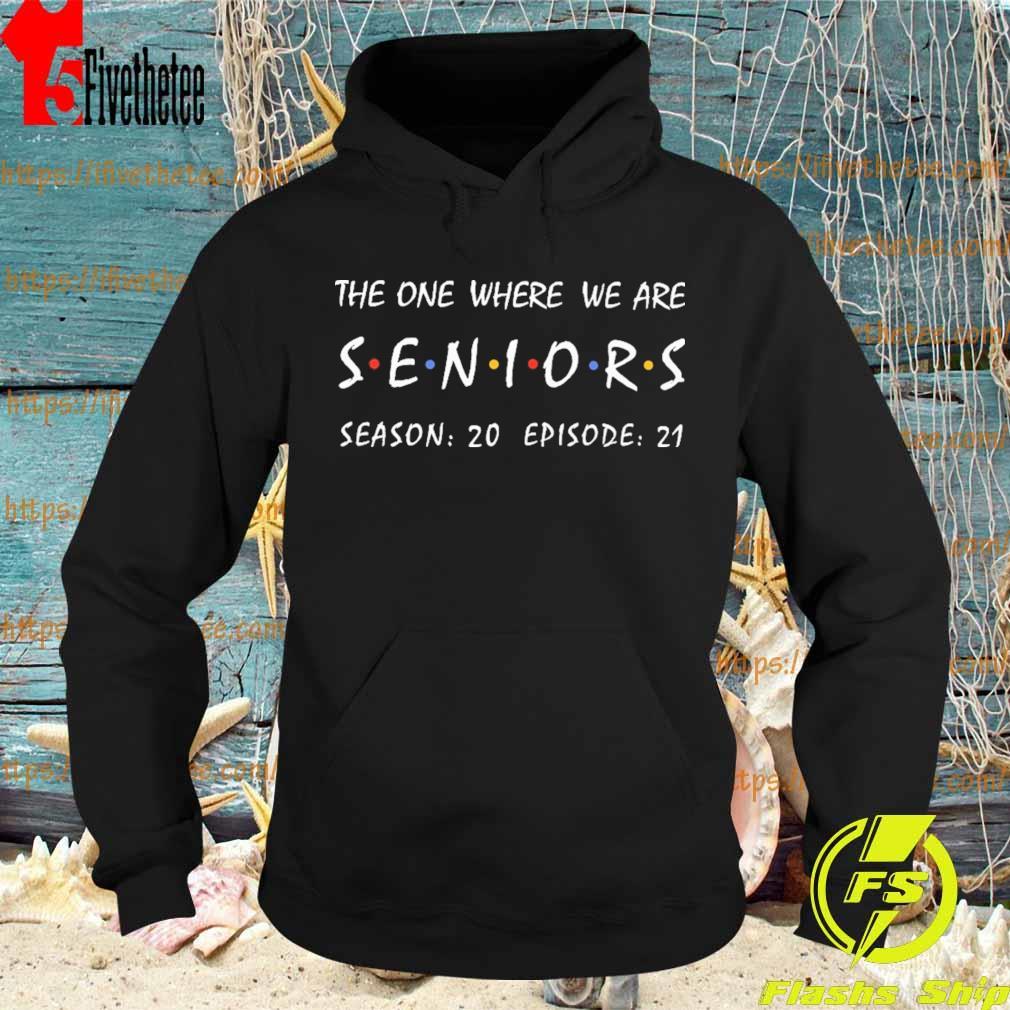 The one where We are Seniors season 20 episode 21 s Hoodie