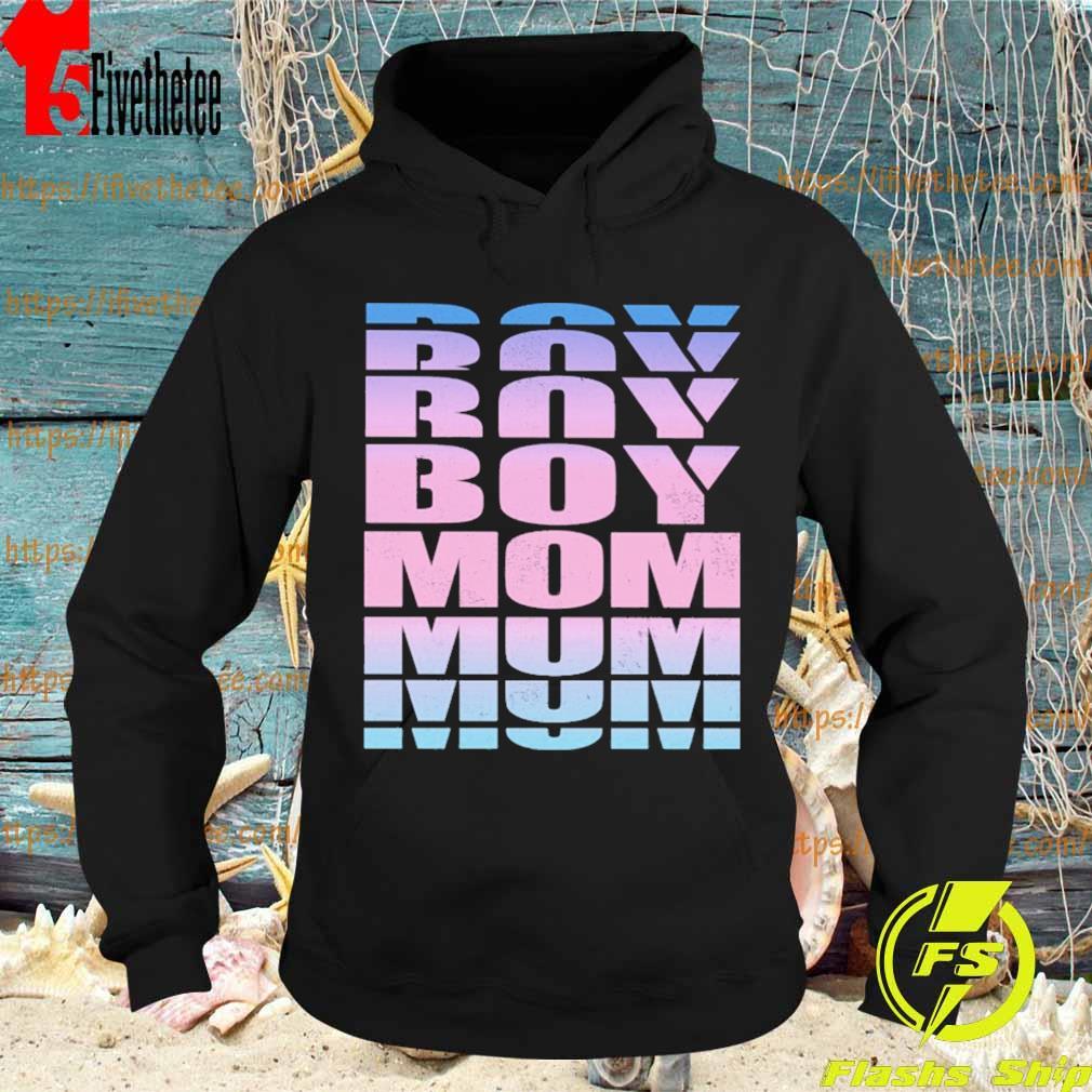 Boy Mom retro s Hoodie