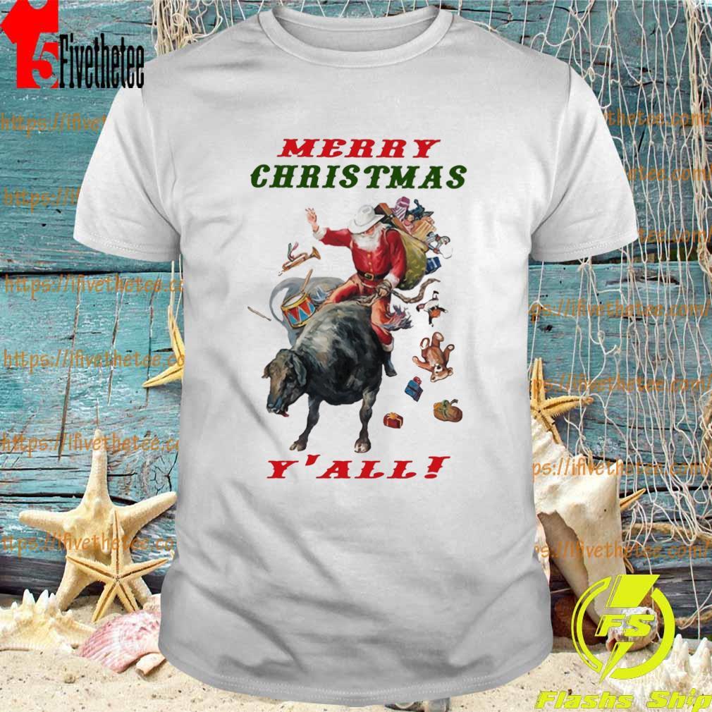Cowboys mensagens de natal country shirt