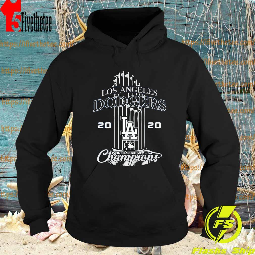 Los Angeles Dodgers 2020 World Series Champion s Hoodie