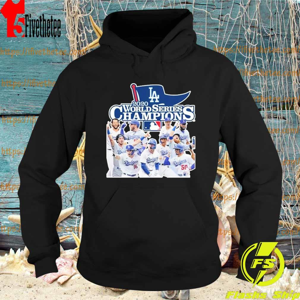 Los Angeles Dodgers 2020 World Series Champions s Hoodie
