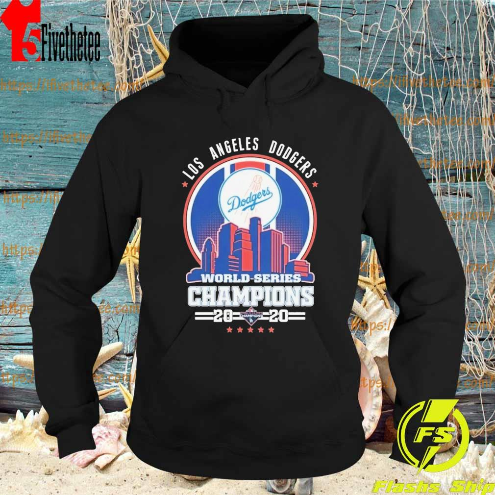 Los Angeles Dodgers World Series Champions 2020 Baseball MLB s Hoodie
