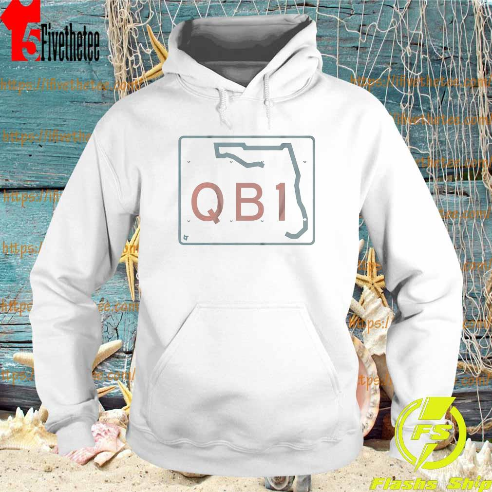 Miami QB1 Miami Football Shirt Hoodie