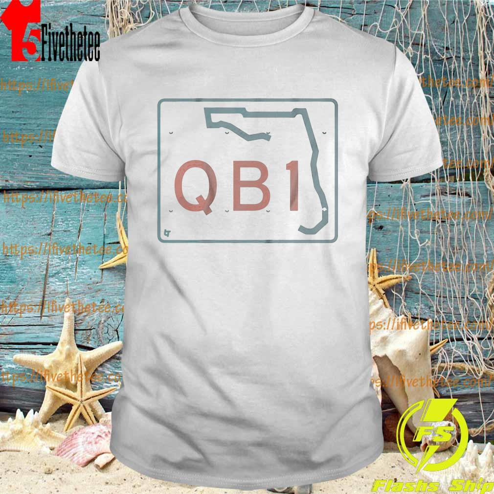 Miami QB1 Miami Football Shirt