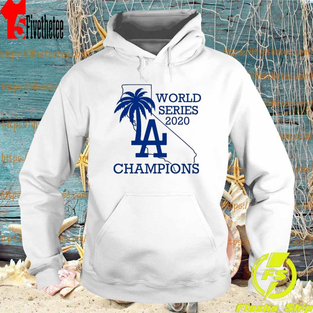 Official Dodgers World Series Champions LA 2020 s Hoodie