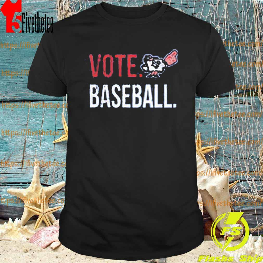 Official Iowa Caucuses Vote Baseball T-shirt