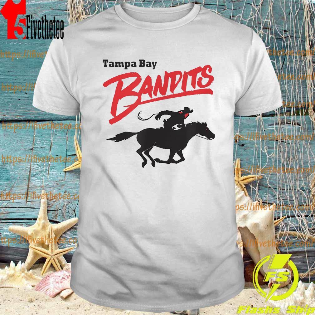 Vintage Tampa Bay Bandits Football shirt