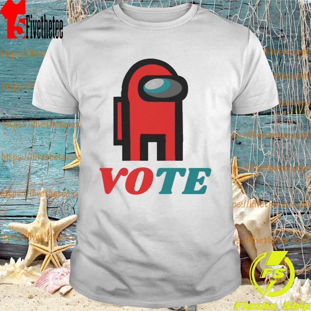 Vote Among Us Baby shirt