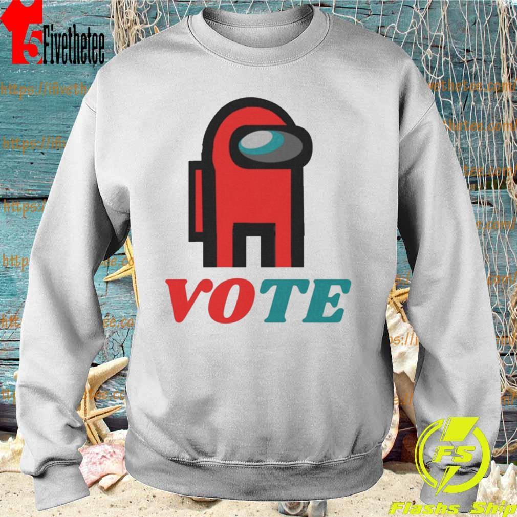 Vote Among Us Baby s Sweatshirt