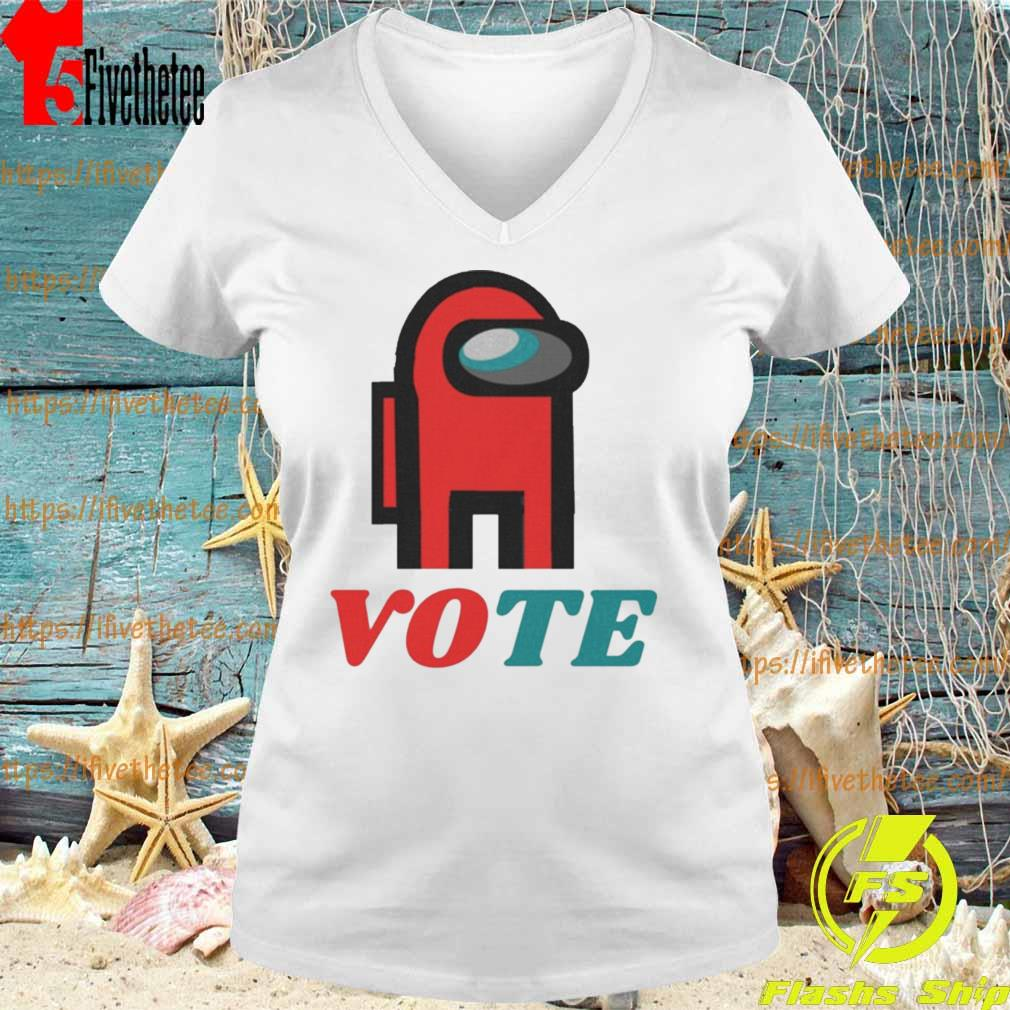 Vote Among Us Baby s V-neck