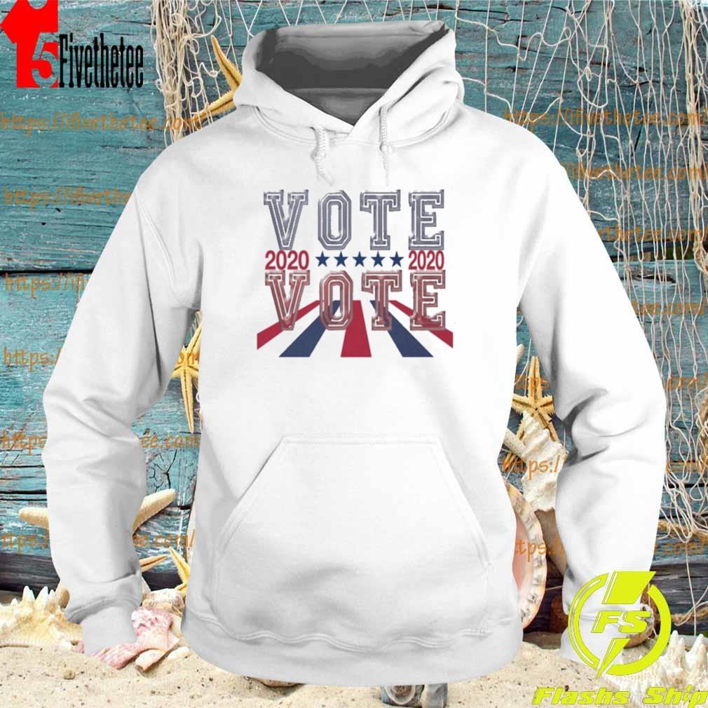 Vote Baby American 2020 s Hoodie