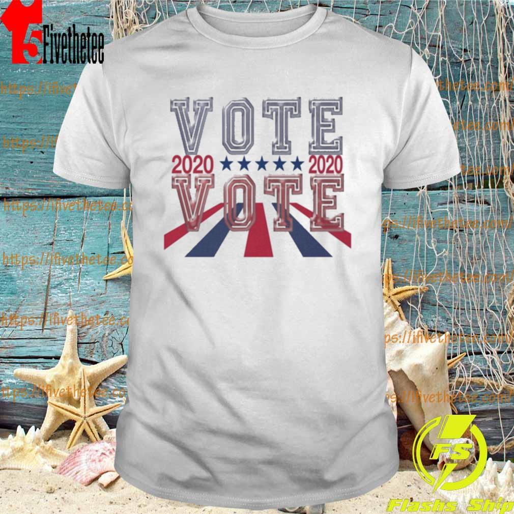 Vote Baby American 2020 shirt