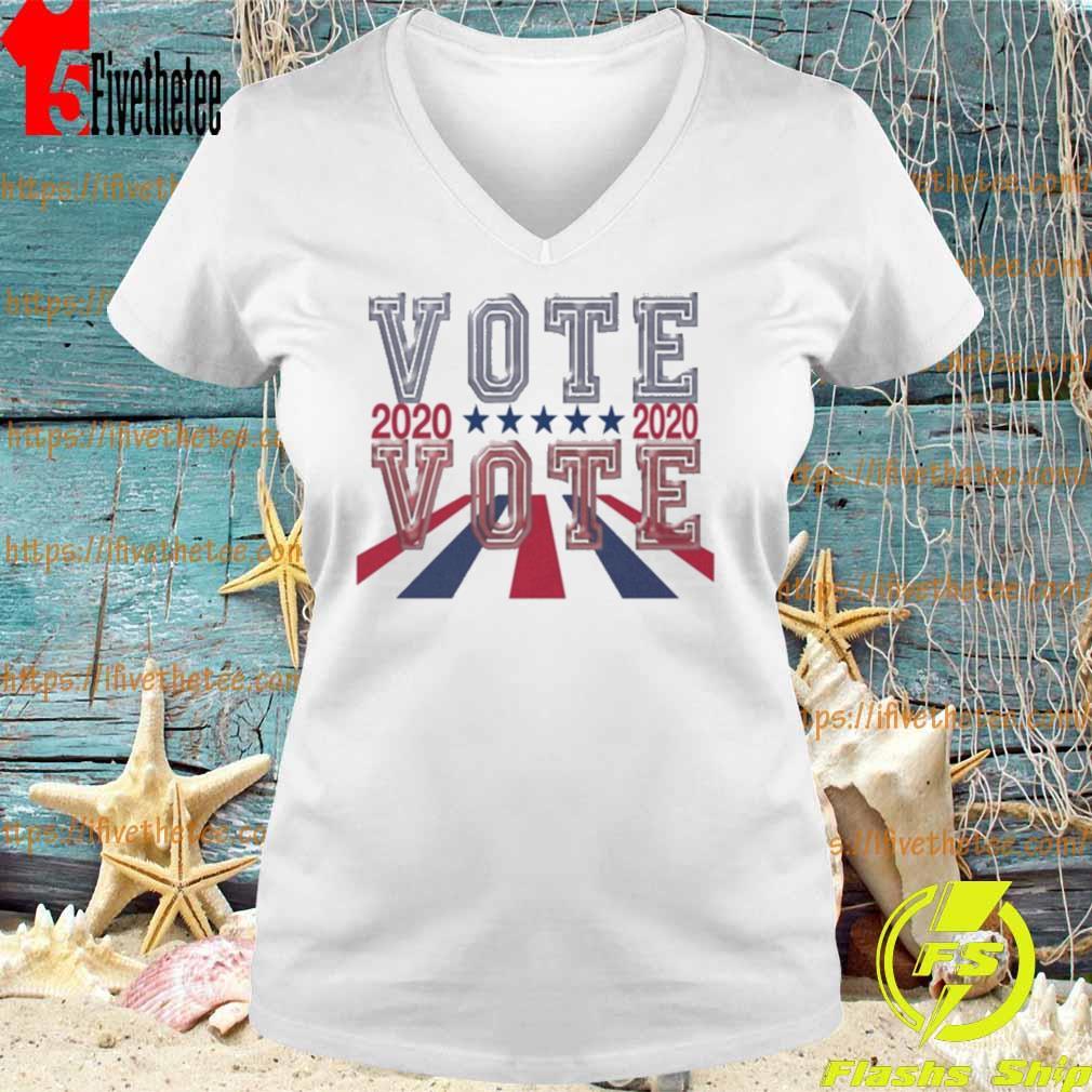 Vote Baby American 2020 s V-neck