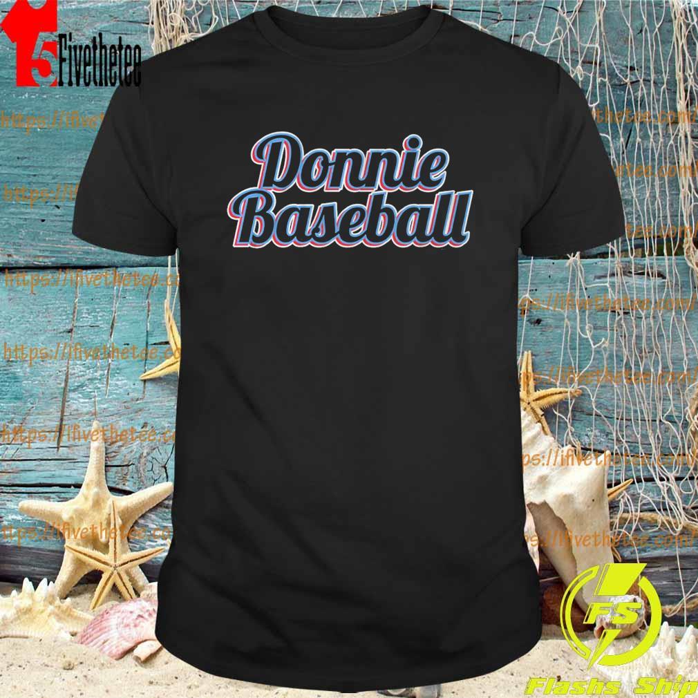 Donnie Baseball shirt