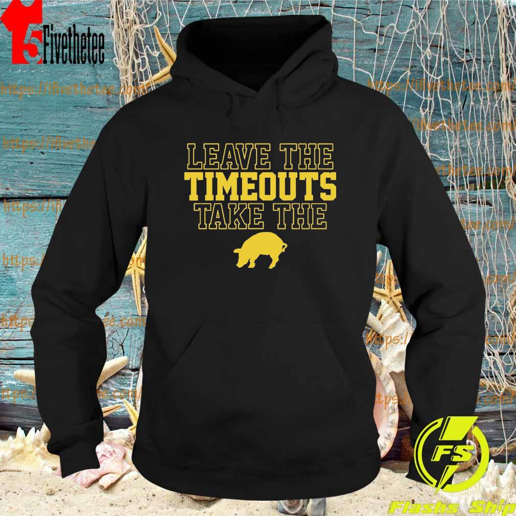 Leave The Timeouts Take The Pig 2020 Shirt Hoodie