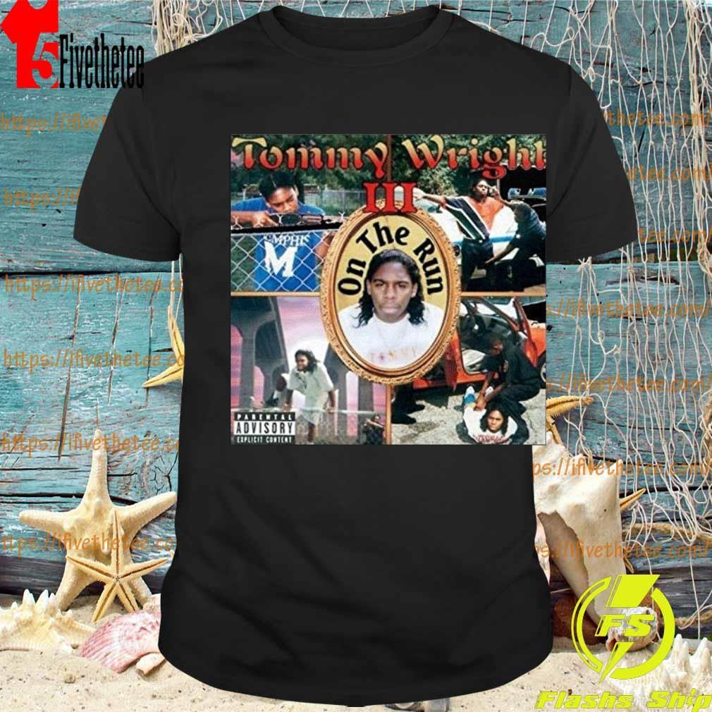 1990s Memphis Hip Hop Legend T-shirt Size S 3XL NEW Rare Tommy Wright III